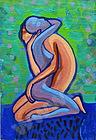 """Изложба """"Интимност"""", живопис от Стефан Бакъров"""