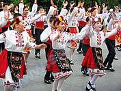 XIV- ти международен фолклорен фестивал