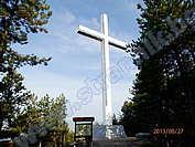 """Православен мемориален кръст """"Памет и вяра"""""""