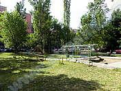 Детска спортна площадка, жк.Белите брези, бл.19-23