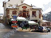 Снек-бар, Хостел
